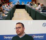 José Repiso, Javier Alférez y Auxiliadora Moreno, montillanos en la Ejecutiva Provincial del PP