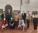 La Asociación cultural 'La Casa del Rincón' se presenta con una muestra sobre la obra de Juan Ramón Jiménez en la escuela