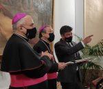 El Nuncio del Papa Francisco ha participado en Montilla en los actos de la festividad de San Juan de Ávila