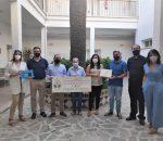 La Hermandad de Jesús Preso destina la 'Papeleta de Sitio Solidaria' al Comedor Social y a los Servicios Sociales