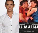 """El director y autor montillano Juan Carlos Rubio trae al Teatro Garnelo la comedia """"El Mueble»"""