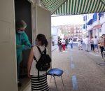 Montilla mantiene la misma tasa de contagios desde el viernes con 49 positivos