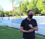 Las piscinas del polideportivo municipal abrirán sus puertas el 1 de julio