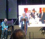 Manolo Bellido recibe la Mención de Honor junto a otros 12 premiados en la II Gala Menciones San Juan de Ávila