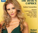 Mabel Millán nos presenta su nuevo disco «The Devil's Caprice»
