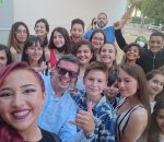 Elena Gallardo y M.ª Isabel Arrabal ganadoras juvenil e infantil del Festival de la Canción