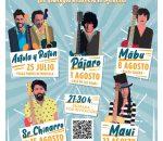 'Agusticos 2021': Música en acústico para los domingos del verano en Montilla