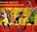 La joven promesa Lucia del Valle convocada en Valladolid por la Federación Española de Baloncesto