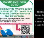 Montilla llega a 109 positivos y a una tasa de 479 contagios por 100.000 habitantes