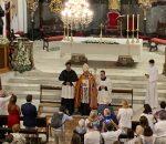 Fernando Suárez y Guillermo Padilla nombrados Rector y Vicerrector de la Basílica de San Juan de Ávila y Párrocos de  Santiago