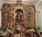 """Montilla celebra los cultos al """"Santico"""" una devoción muy popular"""