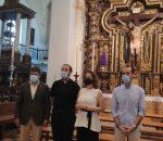 """El Cristo de Zacatecas participará en la exposición """"Tornaviaje"""" del Museo del Prado"""