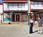 El Ayuntamiento invierte 20.000 euros en labores de pintado y accesibilidad del CEIP Gran Capitán