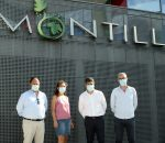Montilla celebra la 66ªFiesta de la Vendimia con un solo acto en Bodegas Navarro.