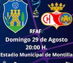El Montilla C.F. jugará la Copa Andalucía