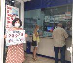 La Lotería deja en Montilla 1,5 millones de euros del gordo y 75.000 euros del Cuarto Premio