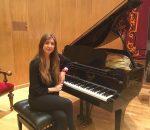 Jóvenes Talentos: Entrevista a la Pianista María del Mar Moreno.