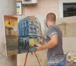 Convocado el IV Premio Nacional de Pintura Rápida 'Memorial José S. Garnelo y Alda'