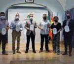 Los artesanos de Montilla reciben los distintivos de 'Artesanía hecha en Andalucía'