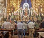 La Virgen de la Aurora no procesionará y las serenatas se le cantarán los días de la novena