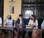 Estrella Morente, Antonio Mejías y Reyes Carrasco en el cartel de la 46 Cata Flamenca