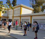 1980 alumnos de Infantil y Primaria han comenzado el curso en Montilla