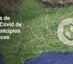 Montilla y la zona Sur se queda en nivel 1 y la provincia baja a nivel 0