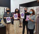 Igualdad presenta en el establecimiento de moda 'AMBAR' los Puntos Violeta