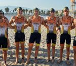 El Triatlón Montilla-Córdoba asciende a la Primera División y se trae tres medallas del campeonato Nacional de Roquetas