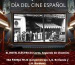 El Teatro Garnelo celebra el 6 de octubre el Día del Cine Español