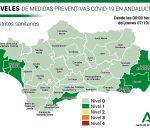 Montilla y el Área Sanitaria Sur pasa a Nivel 0