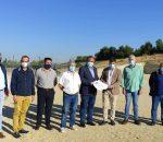 El Ayuntamiento cede a los Amigos del Caballo unos terrenos en el Polígono Llanos de Jarata