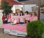 """""""Saca pecho por ellas"""" campaña de las voluntarias de la AECC-Montilla contra el cáncer de Mama"""