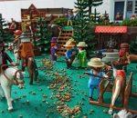 'Un Playmobil en mi Cole' llega al Colegio de San Luis