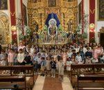 Devoción, Serenatas, Castañas, Nueces y Sopaipas para la Virgen de la Aurora