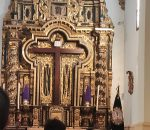 El Cristo de Zacatecas se muestra desde hoy en el Museo del Prado